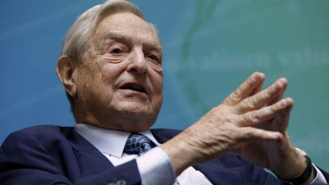 Judicial Watch Sues for Soros Documents