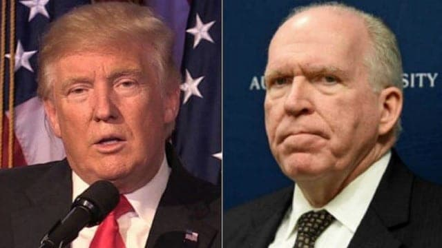 Trump is Right — Revoking Brennan's Security Clearance Was Necessary!
