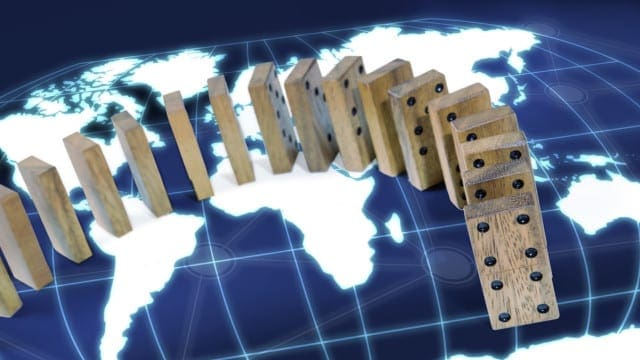 Trump's Worldwide Domino Effect