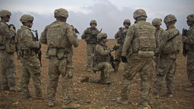 Why Trump's Withdrawal of U.S. Troops from Syria is the Right Call