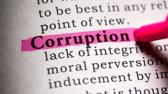 Where America's Real Corruption Hurts
