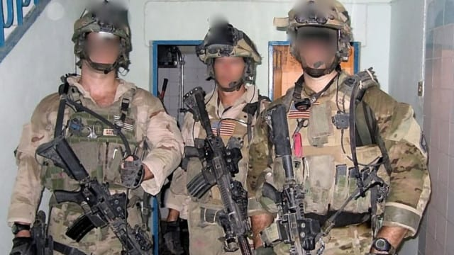 Fake News Reacts Again! Trump Did Not Reveal a 'Covert' Navy SEAL Team in Iraq During His Visit