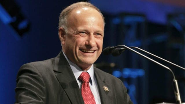 The Targeting and Betrayal of Congressman Steve King