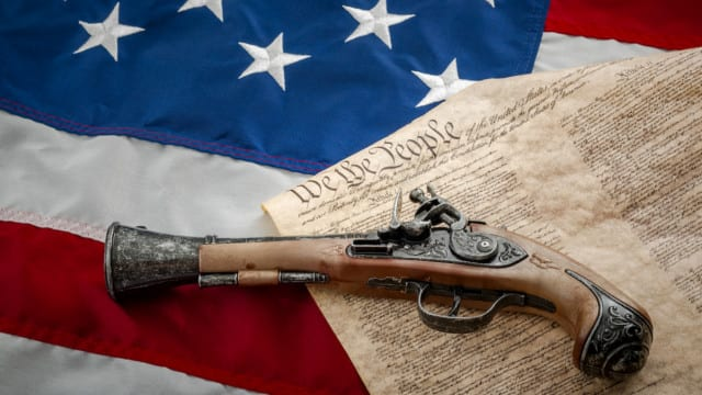 Written by the Blood of Patriots – The U.S. Constitution Is Worth Fighting For!