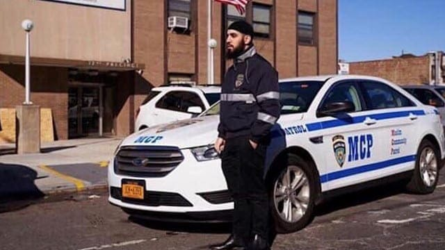 Sharia Patrols On The Streets Of New York City