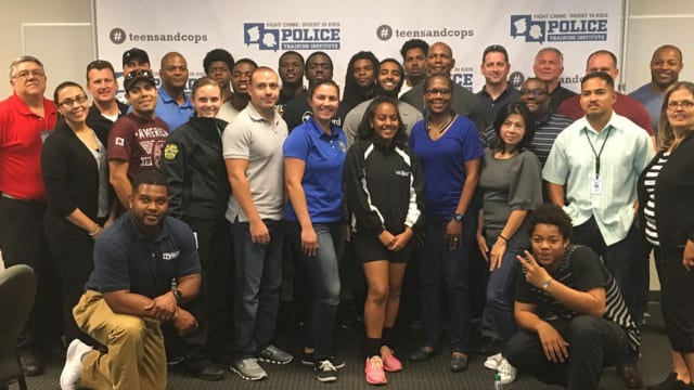 🎧 Career Cop Creates Training Program for Cops and Kids