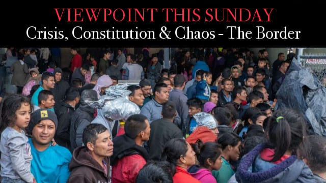 🎧 Crisis, Constitution and Chaos – The Border