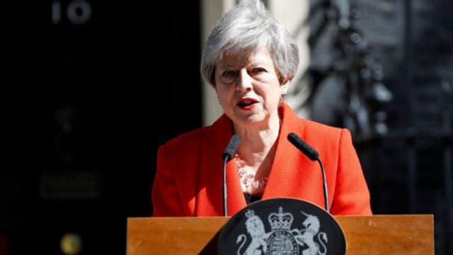 Unable to Please Everyone, Theresa May Gives Up