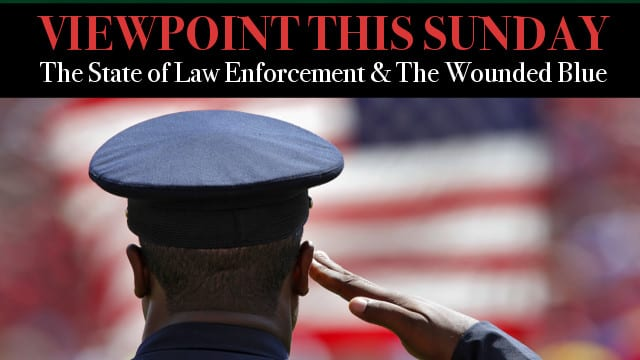 🎧 The State of Law Enforcement & The Wounded Blue