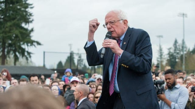 🎧 Feeling The Bern, and not in a good way!