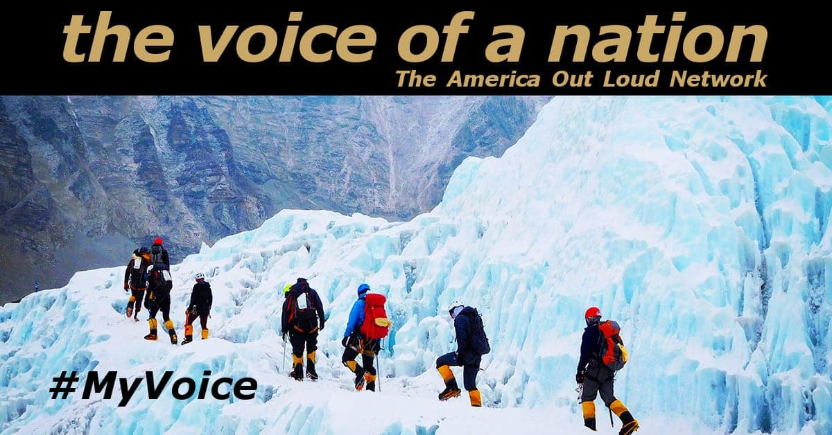 Climbing Everest - America Out Loud