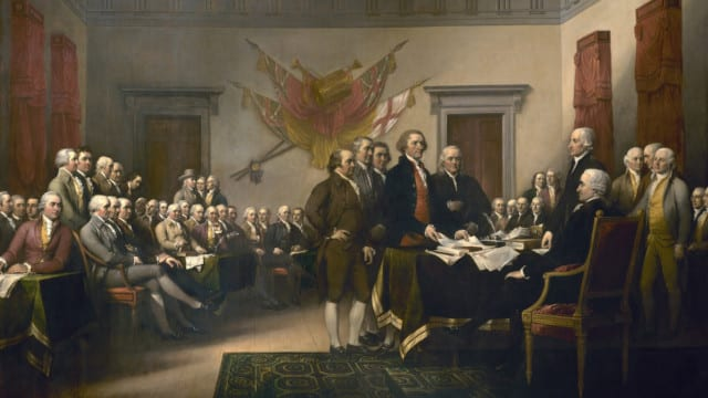 Genesis of a Great Nation – A Reminder of Who We Are Supposed to Be