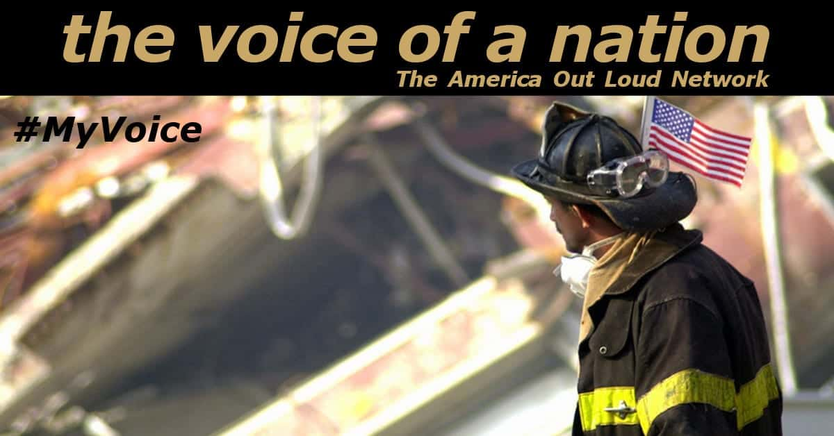Never Forget American Resolve - 9/11 First Responders