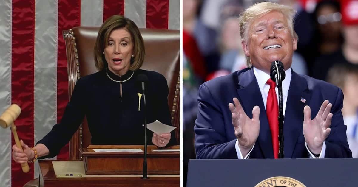 Pelosi Spends Last Dime While Trump Campaigns for Re-Election