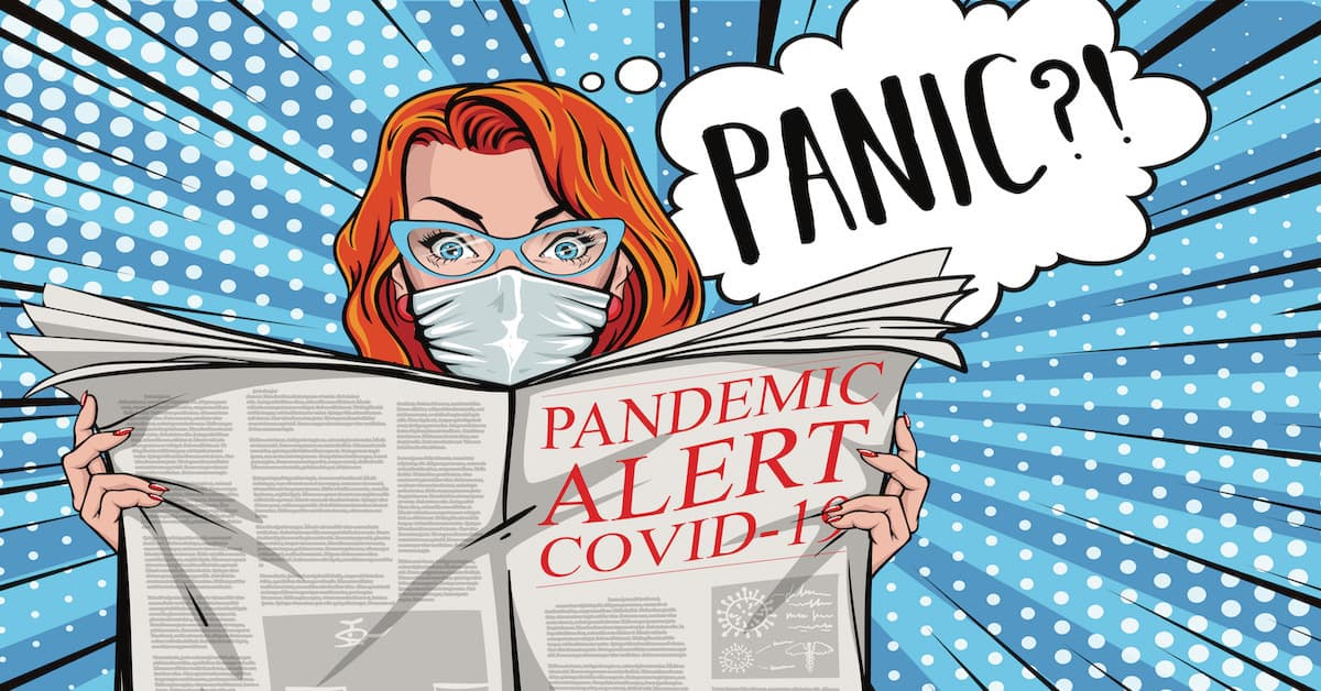 Stop the Media-driven Political Pandemic Panic!