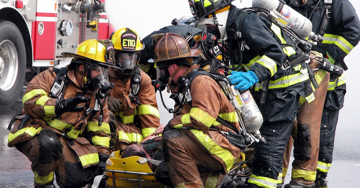 🎧 Wellness Programs for First Responders