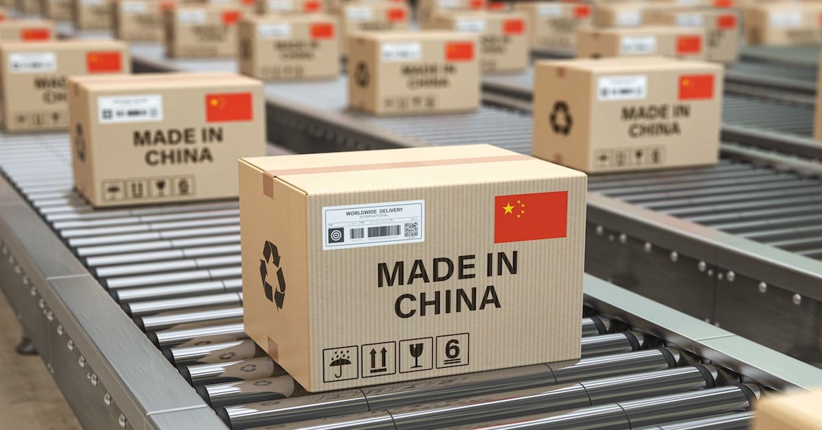 Let's Quit China Now!