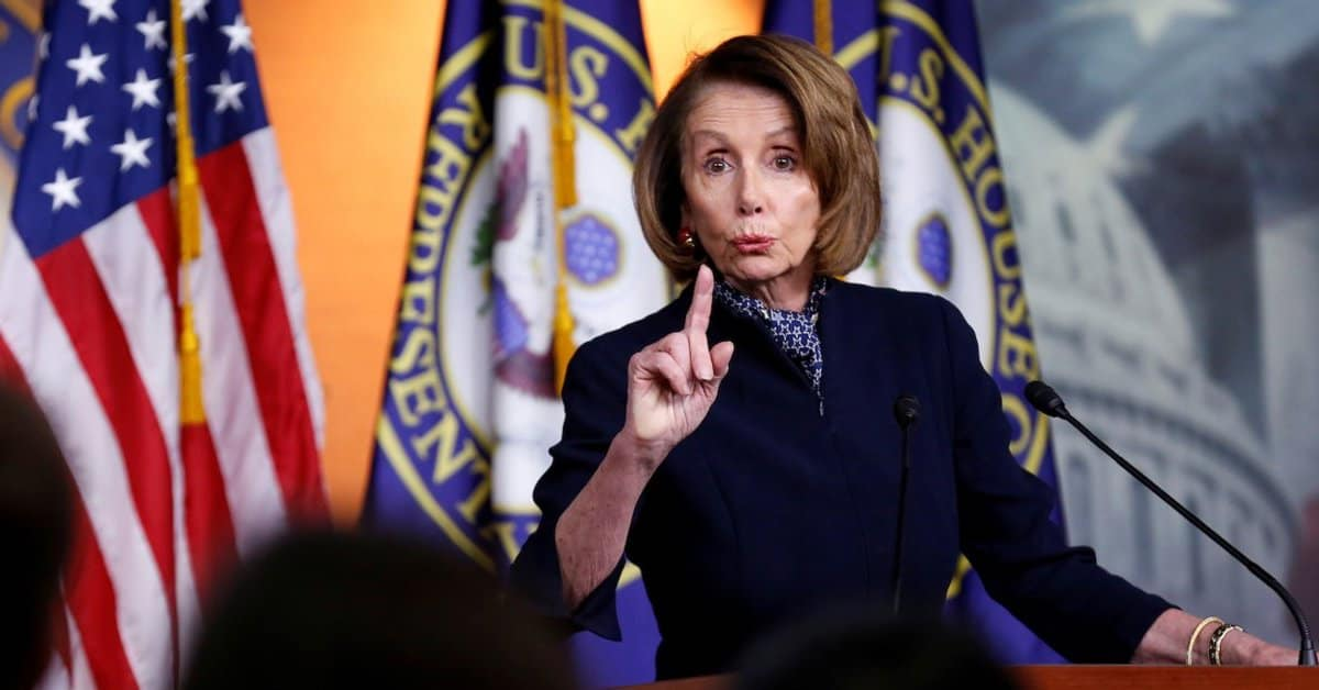 Pelosi and the Dimrods must be destroyed at the ballot box!