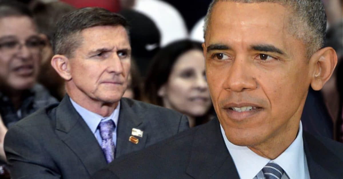 The Patriotic Threat – Obama's Hatred for General Mike Flynn