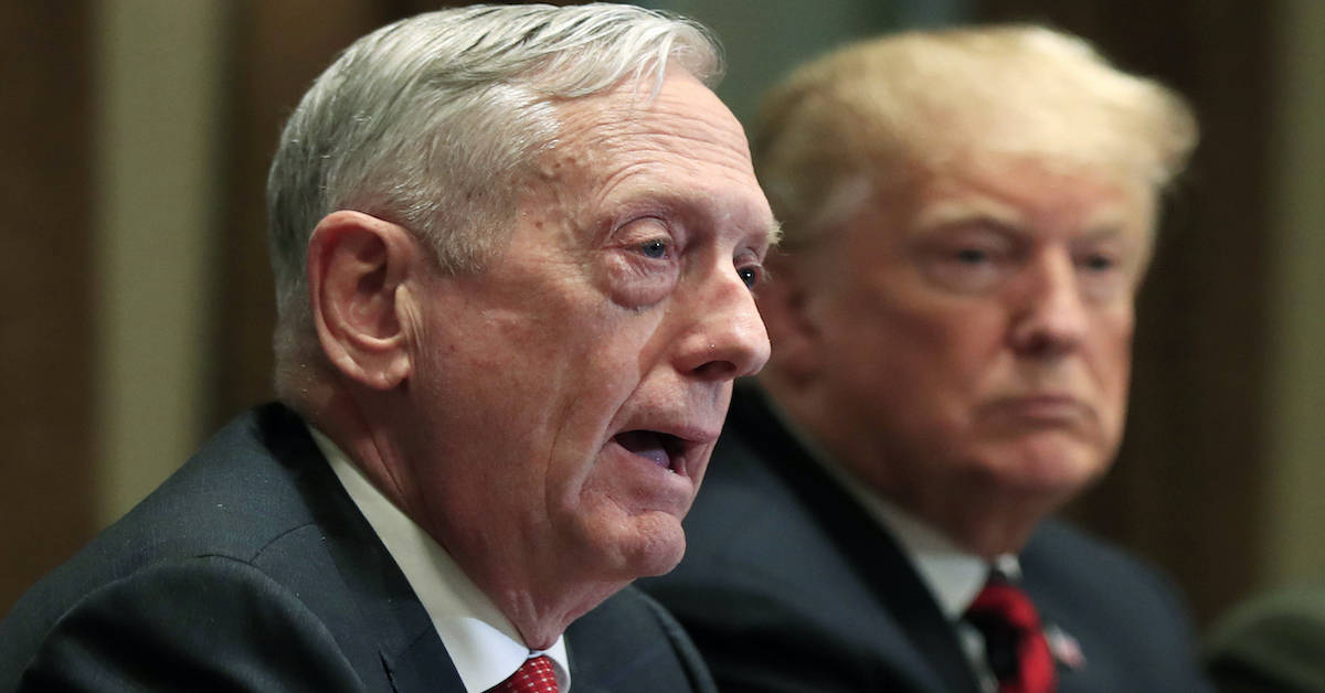 Time for Mattis and Kelly to Listen to MacArthur
