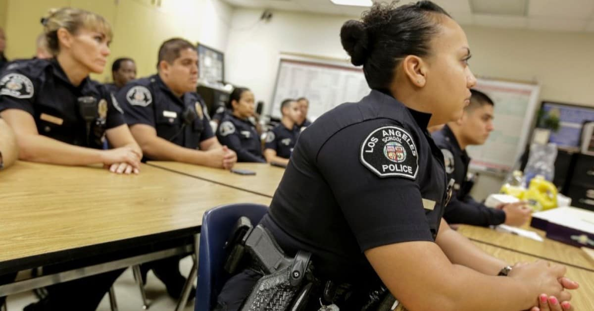 🎧 What Does Our Future Hold in Policing and Education?