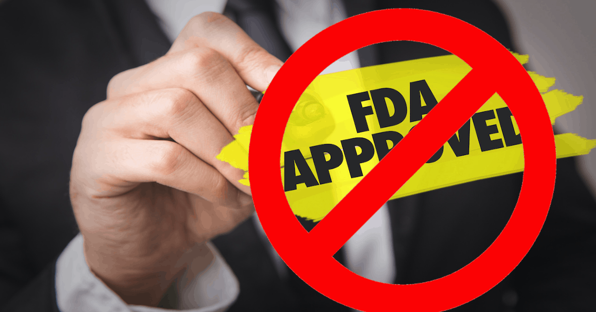 The FDA's COVID-19 Therapy Deception