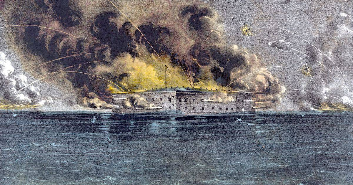 The Fort Sumter Election