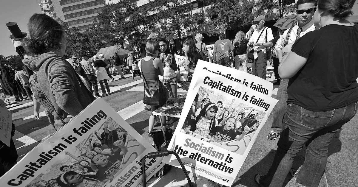 Socialism and the Trump Card