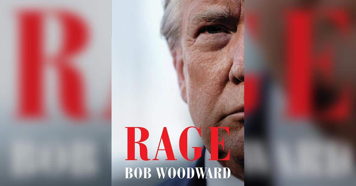 Woodward Got Trumped