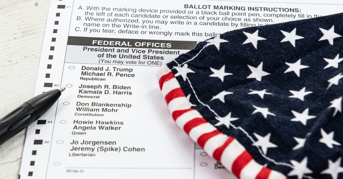 Election 2020: The Facts and Anomalies Tell a Different Story