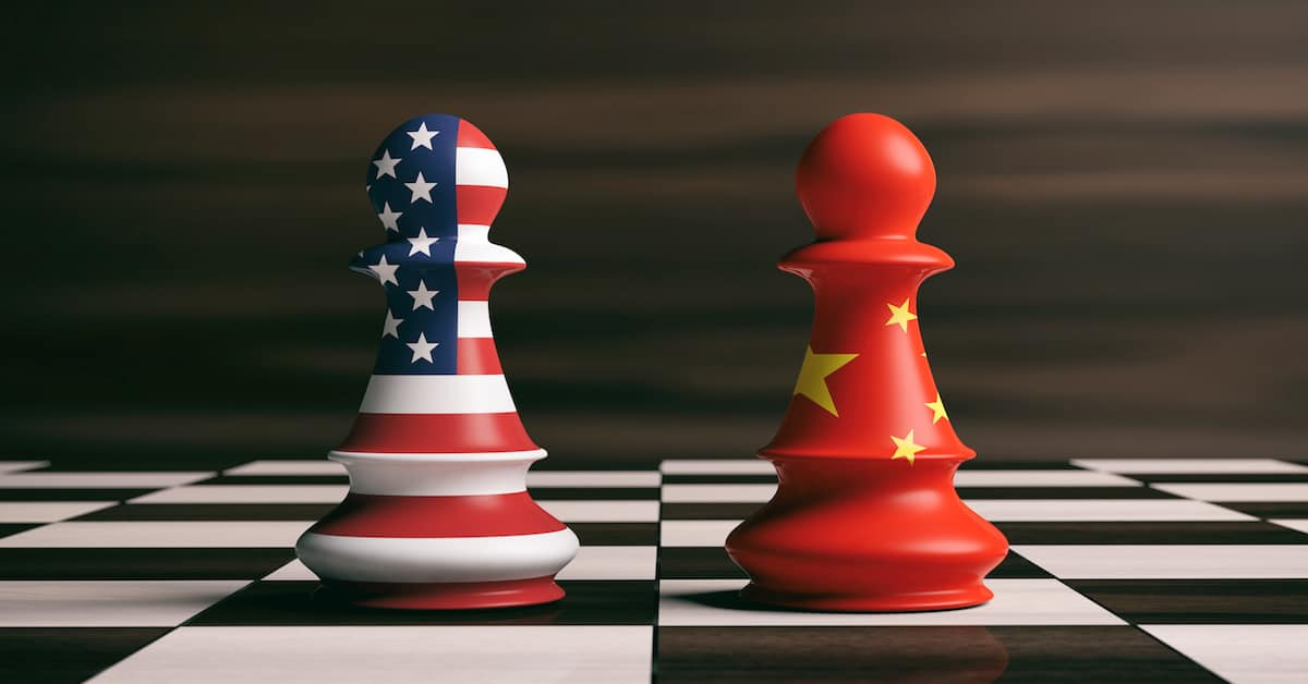 The China Reality is Now at Hand