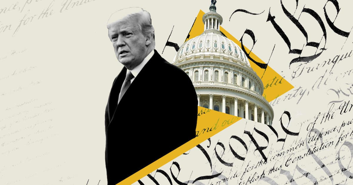 The Constitution Will Win the Election for President Trump