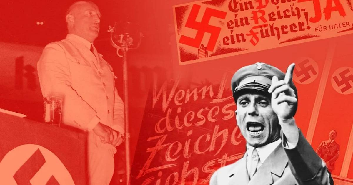 The Similarities of Nazi Germany 1933 and America 2020