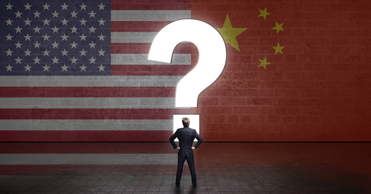 Thinking Practically, Does China Rule America?