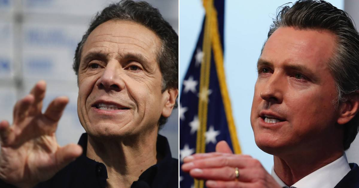 Cuomo's Covid Death Lies & the Newsom Recall