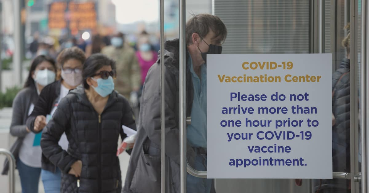 Using COVID-19 Mass Vaccination as a Weapon of Totalitarianism