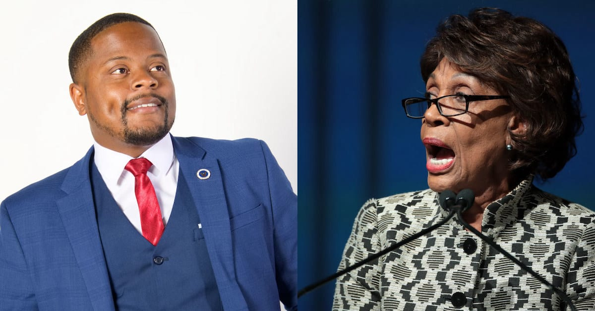 Joe Collins vs. Maxine Waters Rematch