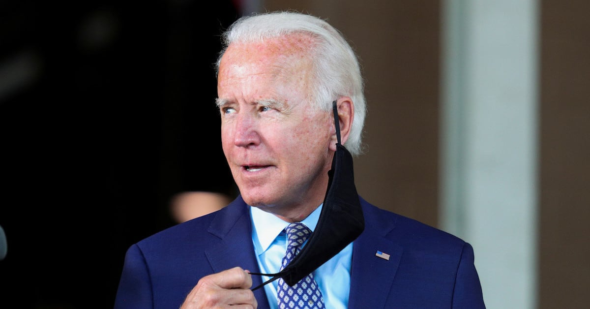 Biden is on Losing Side of All Key Voting Issues