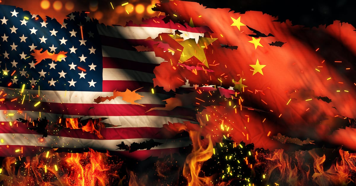 China's Invitation to World War III