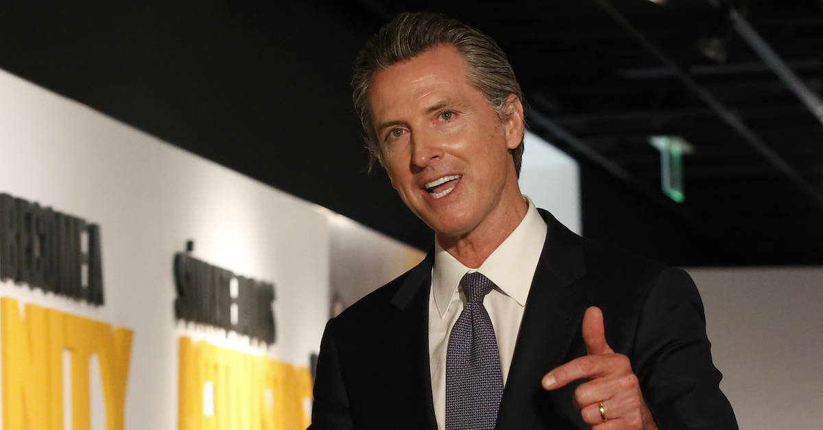 Governor Newsom's Attacks on Churches Get Their Day in the Supreme Court